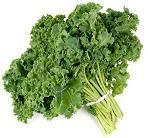 Найкорисніші продукти - Листова капуста (Kale)