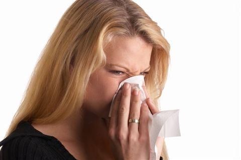 Алергічний нежить, поліноз