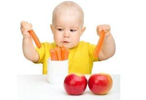Анемія у дітей до року
