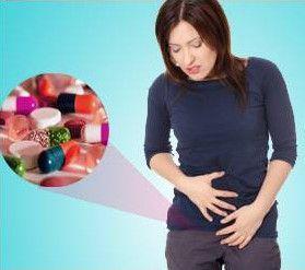 Антибіотики застосовуються для лікування циститу