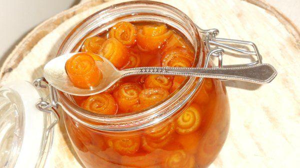Варення з апельсинів