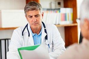 На прийомі в лікаря