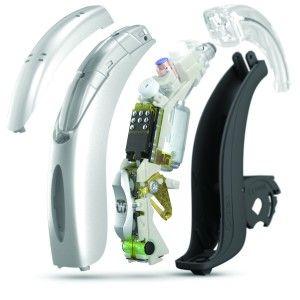 Цифровий слуховий апарат