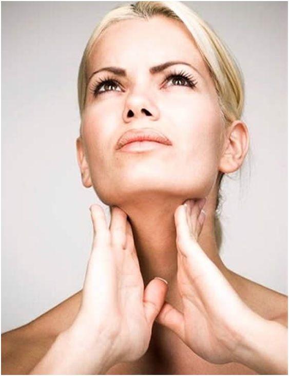 Нездужання в області шиї