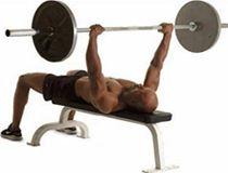 Базові вправи для грудей