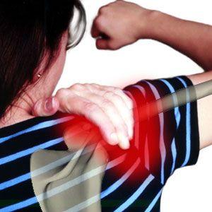 Біль у плечі з онімінням руки