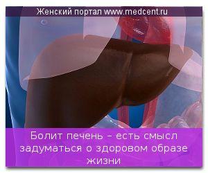 Болить печінка - є сенс задуматися про здоровий спосіб життя