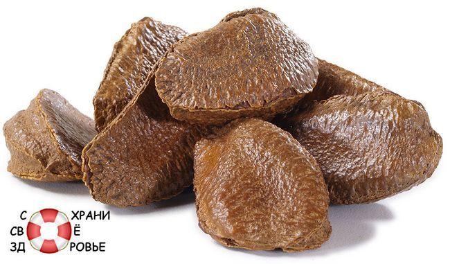 Бразильський горіх. калорійність