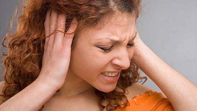 Стук в слухових органах