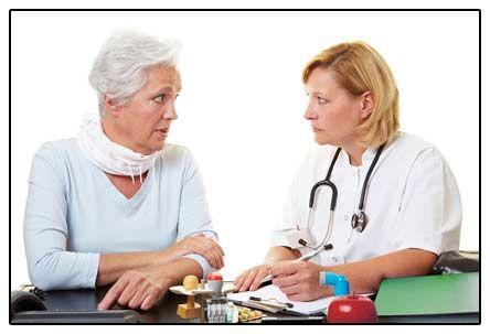 фото лікаря і пацієнта