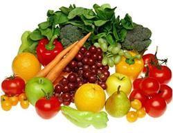 Свіжі фрукти