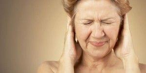 Туговухість супроводжується дзвоном у вухах
