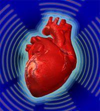 биття серця