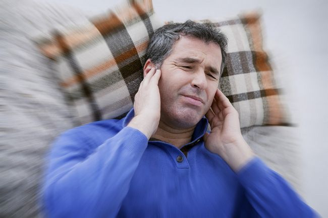 Дискомфорт через шум