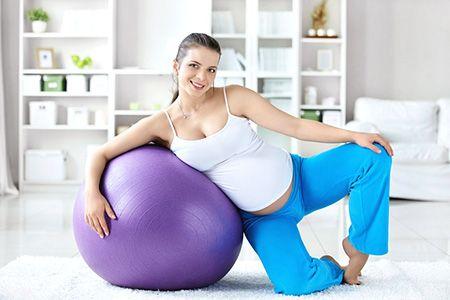 Фізичні навантаження при вагітності