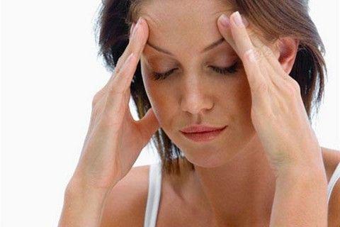 Стрес, втома, головний біль