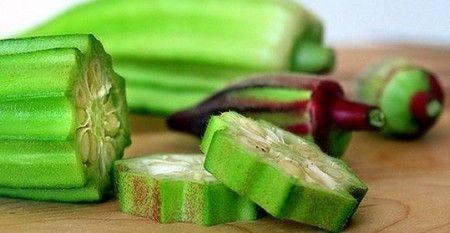 Дамський пальчик-бамия: незвичайний овоч для здоров`я і кулінарії