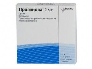 Препарати для лікування депресії при клімаксі