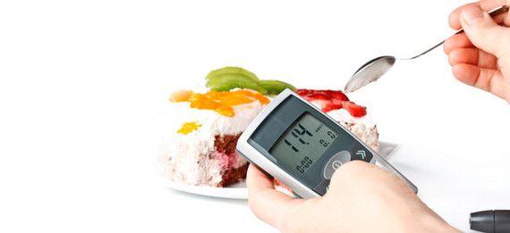Дієта при цукровому діабеті 2 типу