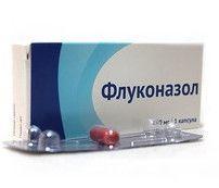 Флуконазол для лікування молочниці
