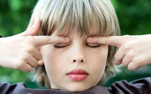 Гімнастика для очей при короткозорості