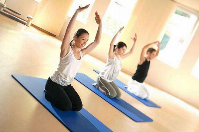 Гімнастика при артрозі плечового суглоба