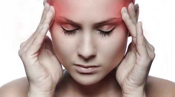 Головний біль м`язової напруги