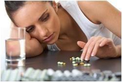 Погане самопочуття після прийому препарату