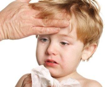 Характерні прояви менінгіту у дітей