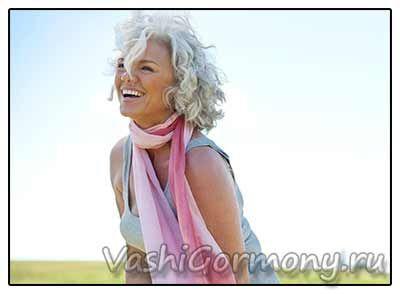 Фото жінки, яка перенесла операцію на щитовидній залозі