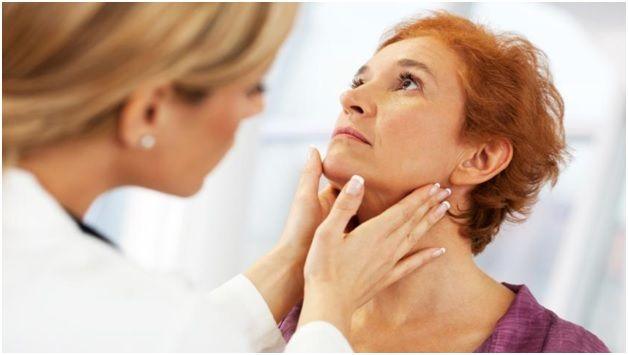 Хронічний лімфоматозний тиреоїдит - узлообразование щитовидної залози: симптоми, діагностика та лікування