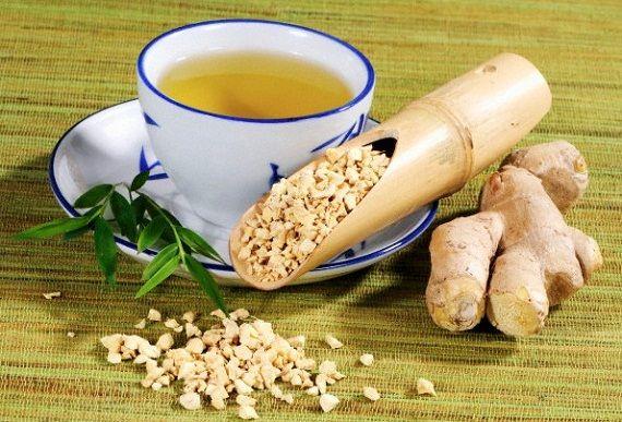 Класичний рецепт імбирного чаю