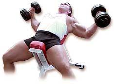 Ізолюючі вправи для грудей
