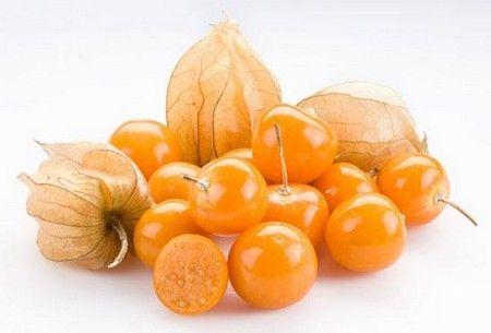 Ягоди фізаліса не тільки смачні - вони для здоров`я дуже важливі!