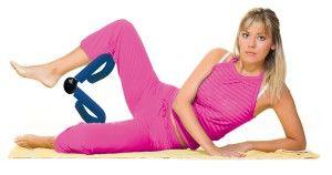 Еспандер для ніг - силові вправи в домашніх умовах