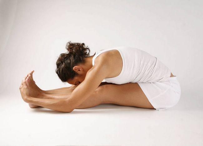 Йога при грижі хребта