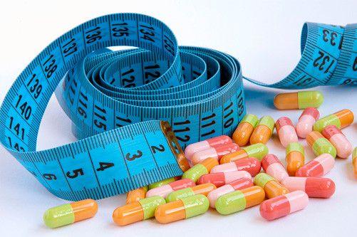 Лікарські препарати для схуднення