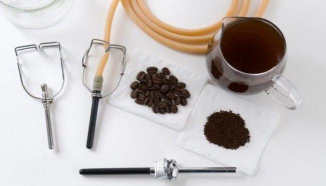 як робити кавові клізми