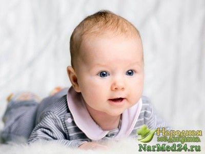 Профілактика колік у новонароджених