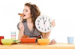 Користь правильного харчування при місячних
