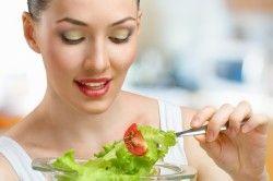 Користь правильного харчування при клімаксі