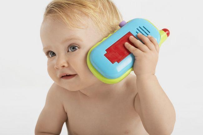 Використання музичних іграшок для перевірки