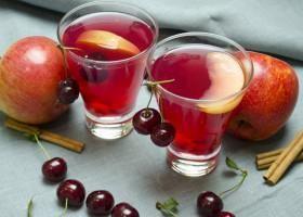 Вишня, яблука і кориця - відмінне поєднання