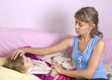 Ускладнення ларинготрахеїту у дітей