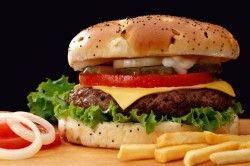 Неправильне харчування - причина клімаксу