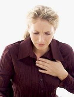 Прискорене серцебиття