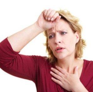Як впоратися з приливами при клімаксі?