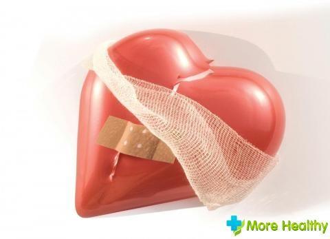 Болить серце що робити