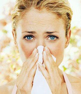 алергія сезонна