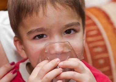 Інгаляція при ларинготрахеите у дитини